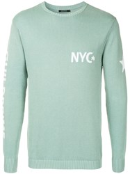 Guild Prime Nyc Brand Sweater Green