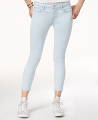 Celebrity Pink Juniors' Ankle Length Skinny Jeans Cotton Candy