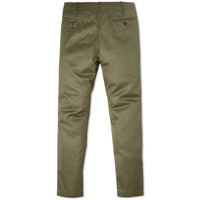Head Porter Plus Chino Pant Khaki