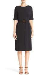 Fabiana Filippi Women's Belted Jersey Dress
