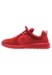 Dc Shoes Heathrow Prestige Trainers Red