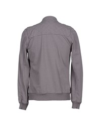 Jeordie's Coats And Jackets Jackets Men Dove Grey