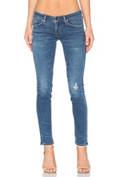 Citizens Of Humanity Racer Low Rise Skinny Toas