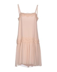 Nine Short Dresses Light Pink