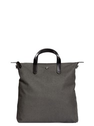 Mismo M S Shopper Overcast Black Grey