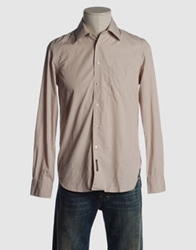 Jofre Long Sleeve Shirts Beige