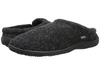 Acorn Digby Gore Black Tweed Men's Slippers