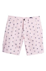 Good Man Brand Monaco Floral Stretch Shorts Pink