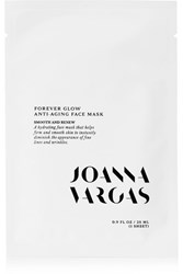 Joanna Vargas Forever Glow Anti Aging Face Mask X 5 Colorless