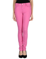 Marc By Marc Jacobs Denim Denim Trousers Women Pink