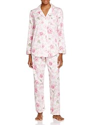 Ralph Lauren Cafe De Paris Sateen Pajama Set