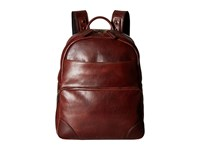 Bosca Dolce Collection Backpack Dark Brown Backpack Bags