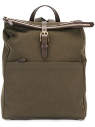 Mismo 'Express' Backpack Green