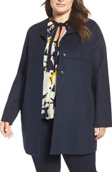 Persona By Marina Rinaldi Plus Size Women's Naiade Wool Blend Coat