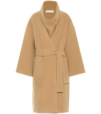 J.W.Anderson Wool And Cashmere Coat Brown