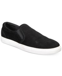 Bar Iii Men's Brant Slip On Sneakers Created For Macy's Men's Shoes Black
