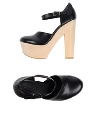 Chloe Sevigny For Opening Ceremony Pumps Black