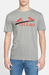 Red Jacket Men's 'St. Louis Cardinals Brass Tacks' T Shirt