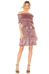 Elliatt Radiant Dress Purple