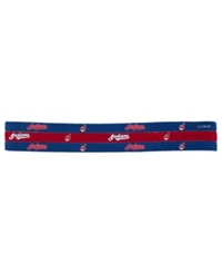 Little Earth Cleveland Indians 3 Pack Elastic Headbands Team Color