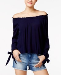 American Rag Off The Shoulder Peasant Top Only At Macy's Eclipse