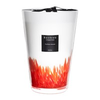 Baobab Feathers Scented Candle Feathers Masaai 35Cm