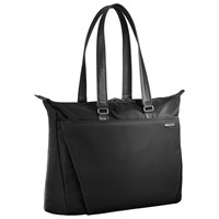 Briggs And Riley Sympatico Shopping Tote Nylon Bag Black