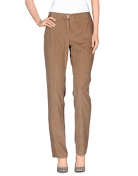 Hartford Casual Pants Camel