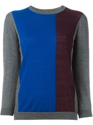 Erika Cavallini Semi Couture Crew Neck Sweater