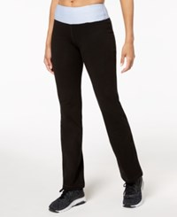 Ideology Performance Yoga Pants Created For Macy's Lucien Blue