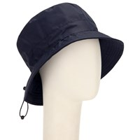 John Lewis Toggle Rain Hat Navy