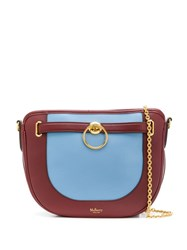 Mulberry Brockwell Silky Bag Blue