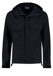 Filippa K Nathan Summer Jacket Navy Dark Blue