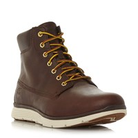 Timberland A1925 Sport Wedge Trainers Dark Brown