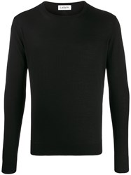 Lanvin Crew Neck Knitted Jumper 60