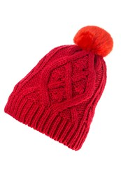 Gap Hat Modern Red