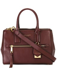 Marc Jacobs Recruit East West Tote Red