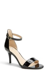 Women's Bp. 'Luminate' Open Toe Dress Sandal Black Patent
