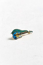 Urban Outfitters Vintage Hard Rock Cafe New Orleans Guitar Pin Blue
