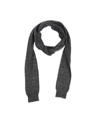 Liviana Conti Oblong Scarves Lead