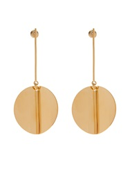 Stella Mccartney Circular Drop Earrings