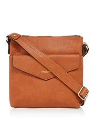 Ollie And Nic Eddy Crossbody Tan