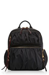 M Z Wallace Mz Maddie Backpack Black