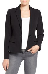 Ellen Tracy Women's One Button Blazer