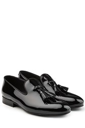 Valentino Patent Leather Loafers