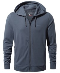 Craghoppers Nosilife Tilpa Hooded Jacket From Eastern Mountain Sports Ombre Blue
