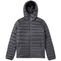 Patagonia Down Sweater Hoody Grey