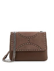 Sam Edelman Maddy Chain Shoulder Handbag Truffle