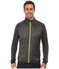 Smartwool Propulsion 60 Jacket Graphite Men's Jacket Gray