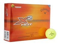 Callaway X2 Hot Yellow Athletic Sports Equipment